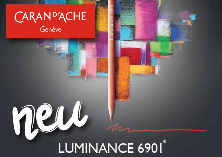 Caran D'ache Luminance Stifte jetzt im kunstpark entdecken