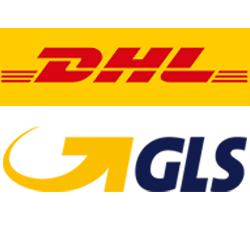 Versandart - DHL und GLS