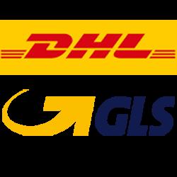 Versandart - DHL und GLS