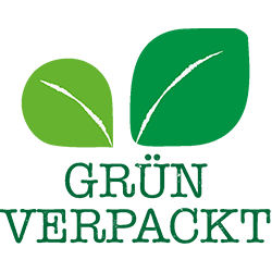 Grün verpackt