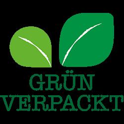 Grün verpackt