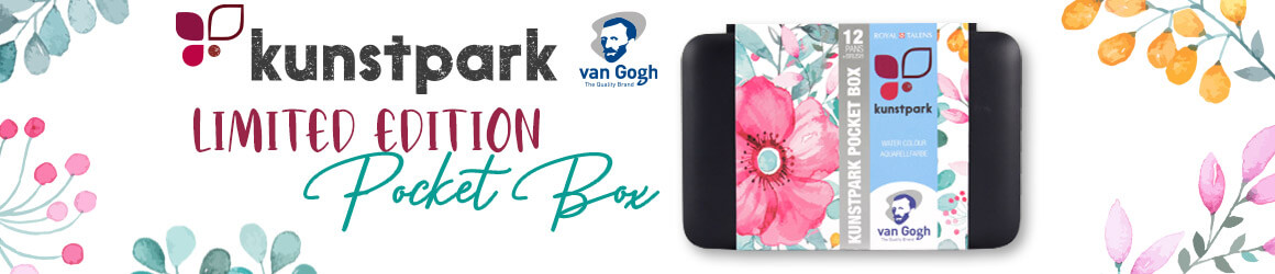 Limited Edition Van Gogh - kunstpark Pocket Box