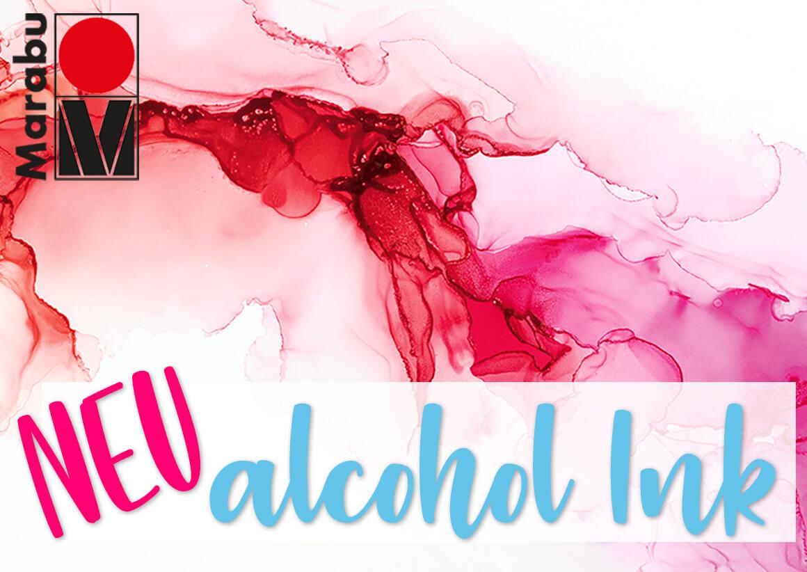 Marabu Alcohol Ink -  jetzt im kunstpark bestellen