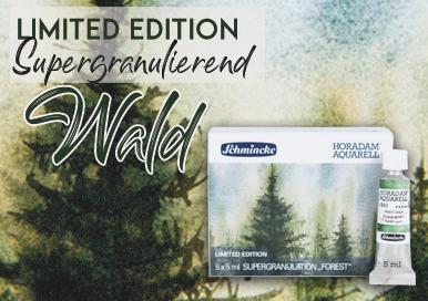 Schmincke Horadam - Supergranulierendes Set - WALD