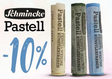 Schmincke Pastelle - jetzt im kunstpark SALE