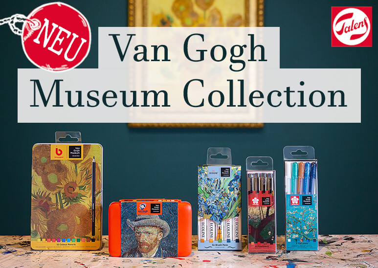 Talens van Gogh Museum Collection - jetzt online im kunstpark bestellen