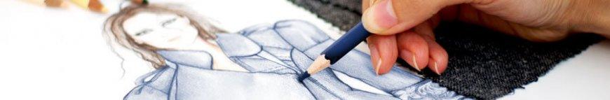 aquarellstifte fuer kuenstler und zeichner ban 1