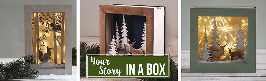 bastelthema your story in a box entdecken