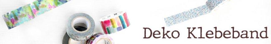 deko klebeband online im kunstpark bestellen