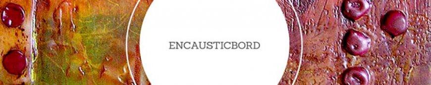 encausticbord ampersand