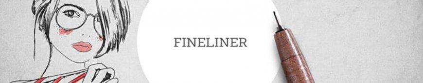 fineliner kaufen banner