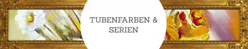 oelfarben tuben und serien im kunstpark banner