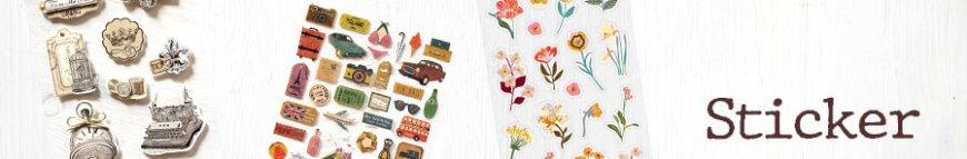 scrapbooking sticker online im kunstpark guenstig bestellen