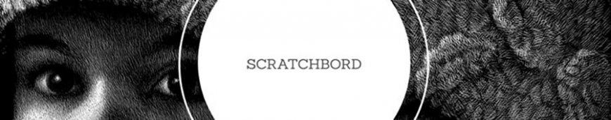 scratchbord ampersand