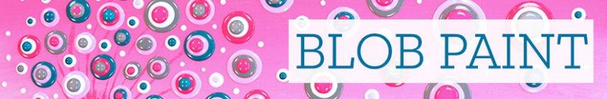 viva decor blob paint jetzt im kunstpark shoppen