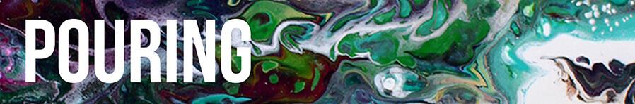 acrylic pouring im kunstpark entdecken
