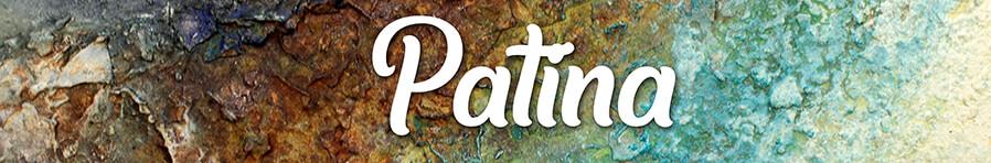 bastelbedarf patina banner