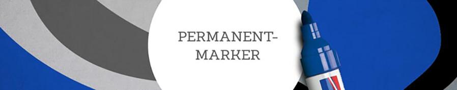 permanent marker kaufen banner