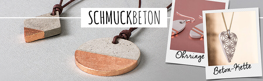 schmuckbeton material zubeh r f r schmuck aus beton kunstpark. Black Bedroom Furniture Sets. Home Design Ideas