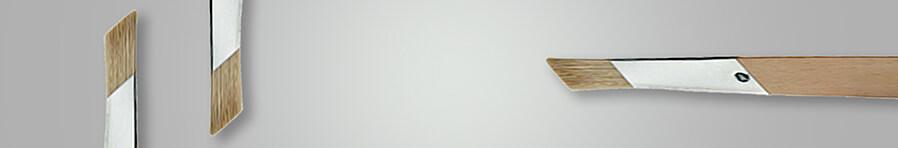 strichzieher pinsel online kaufen banner