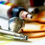 Airbrush - Farben und Zubehör für Airb