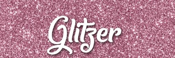 Glitzer Glitzerfarben, Glitzerpulver &am