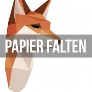 Papier falten - die Kunst des Papierfalt