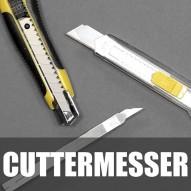 Cuttermesser - Bastelmesser und Wechselk