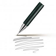 Druckbleistifte Bleistift auf Knopfdruck