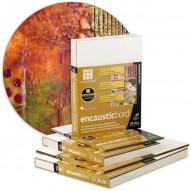 EncausticBord - samtiges Holzpanel für