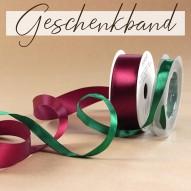 Geschenkband Dekoband - Schleifenband -