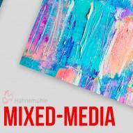 Hahnemühle Mixed-Media - Papiere für M