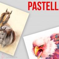 Hahnemühle Pastellpapier - Pastellmalbl