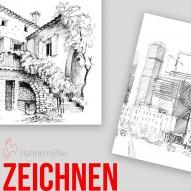 Hahnemühle Zeichenpapier - Skizzenblöc