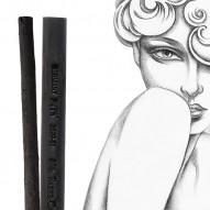 Kohle + Kreide für Zeichner und Grafike