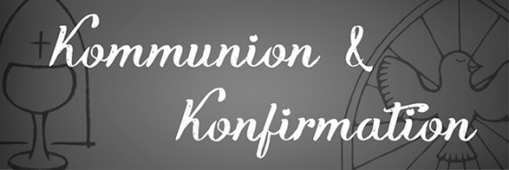 Kommunion & Konfirmation - Tischdeko