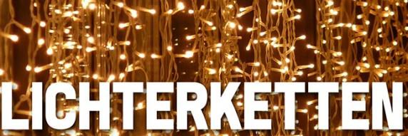 Lichterketten - Basteln mit Lichterkette