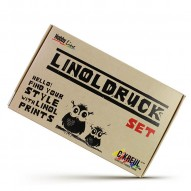 Linoldruck Set