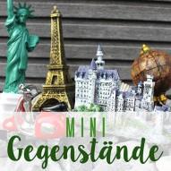 Minigarten Shop Zubehör Naturmaterial Kunstpark