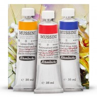 Tubenfarben + Serien - Ölfarben in einz
