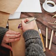 Papiere - Künstlerpapiere zum Malen, Ze