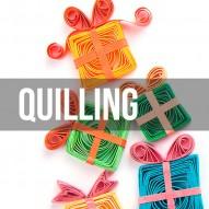 Quilling - Quillingstreifen & Zubeh�