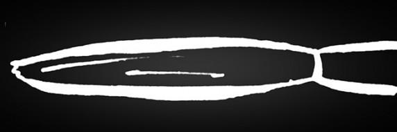 Schlepperpinsel Für Linien & grafis