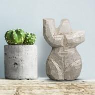 Specksteinfiguren - asbestfreie Rohlinge