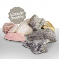 Speckstein Rohlinge - asbestfreie Steine