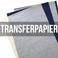 Transferpapier - Papier zum Transferiere