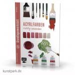 Acrylfarben richtig anwenden, Edition Fischer