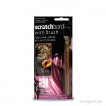Ampersand ScratchBord - Drahtpinsel