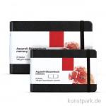 Aquarell-Skizzenbuch MEMORY 20 x 14 cm - 28 Blatt
