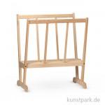 Bilderständer - Bilderwippe aus Buchenholz